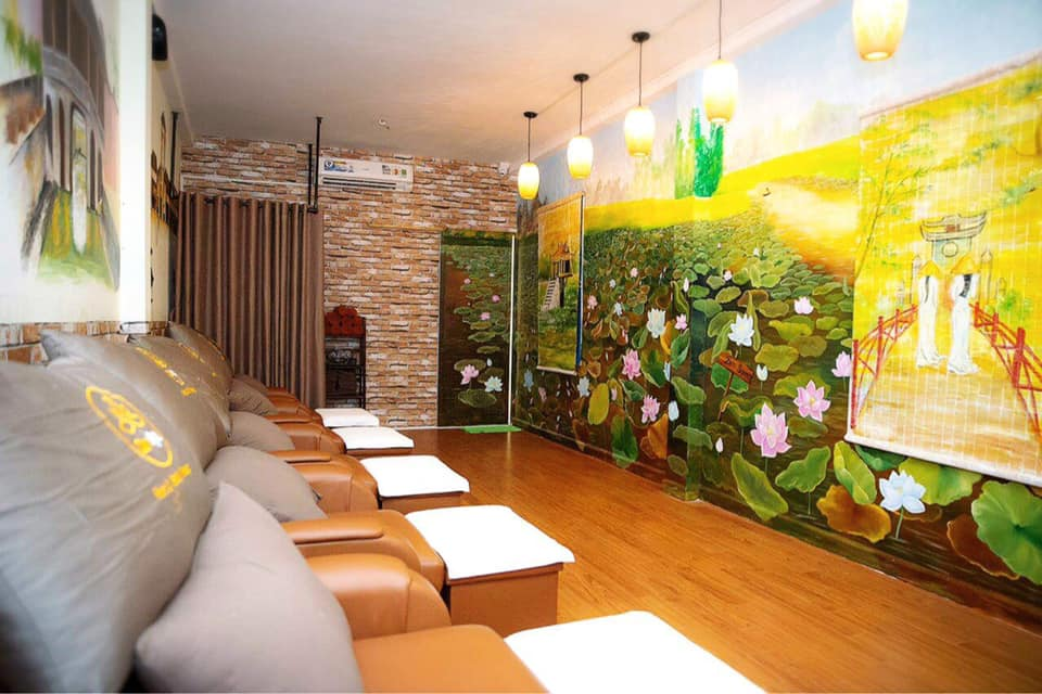 Zen Spa Foot and Body Massage