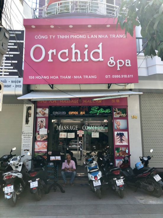 Spa Orchid