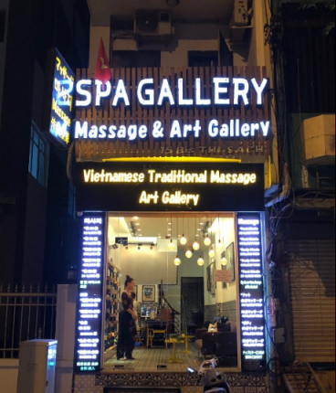Spa Gallery